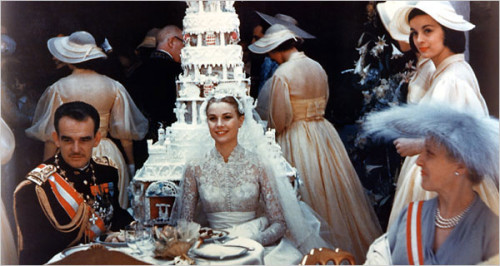 Princess Grace of Monaco Wedding