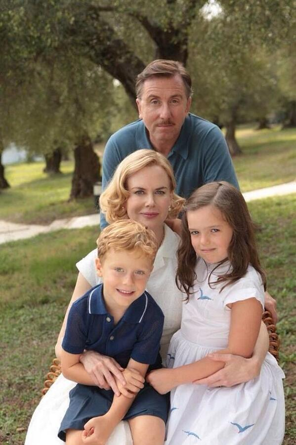 Grace of Monaco - Family