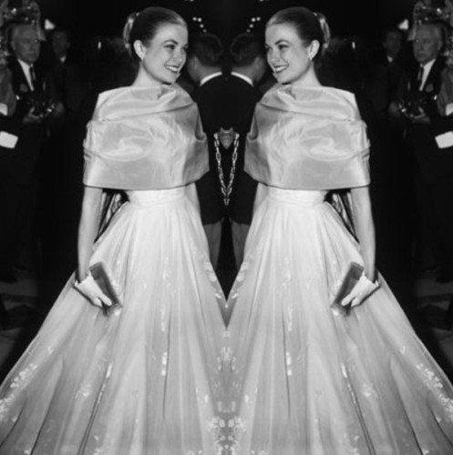 Who will match Grace Kelly's look this year?