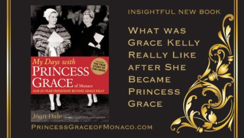 My Days with Princess Grace of Monaco Promo-Card