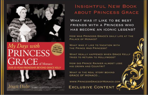 My Days with Princess Grace of Monaco Promo