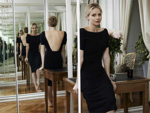 Princess Charlene - Vanity Fair