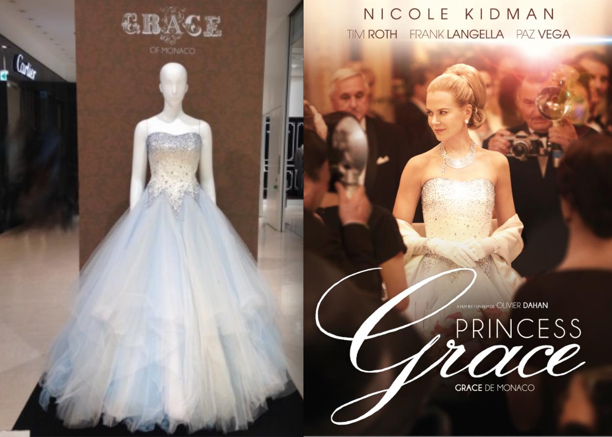 Grace of Monaco in Japan