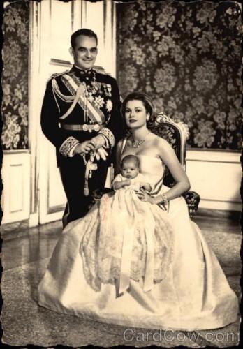 Princess Charlene Due Early - Birth Imminent