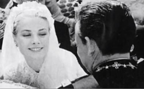 Princess Grace & Prince Rainier Wedding
