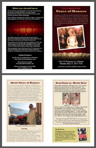 Grace of Monaco Companion Movie Guide