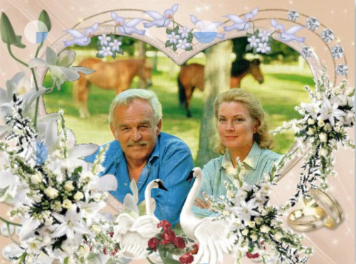 Prince Rainier & Princess Grace  in Love for many years